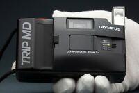 Olympus Trip MD 35mm Point & Shoot Film Camera ISO 100-1000 | 1987 Working Lomo