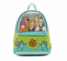 More details for official loungefly scooby doo mystery machine mini backpack bag