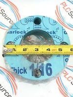 """GARLOCK BLUE GUARD 3000 FF GASKET 3"""" X 5-3/4"""" X 1/16"""" BOLT CENTER: 4-5/8""""  20-PK"""