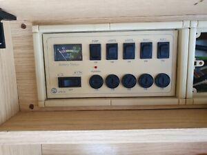 Caravan motorhome campervan control panel zig unit doesn't include charger