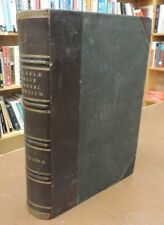 Theologia Moralis Volumes 1 & 2 Hardcover S. Alphonsi 1876 Edition Latin