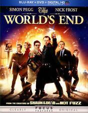 World's End (Blu-ray/DVD, 2013)