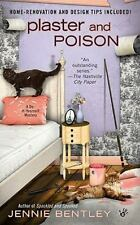 A Do-It-Yourself Mystery: Plaster and Poison 3 by Jennie Bentley (2010,...
