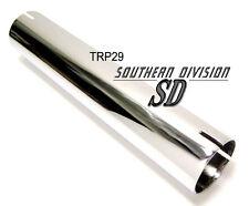 Triumph resonanzrohr krümmer 70-9888 E9888 chrom balance pipe new 68-85 70-9368