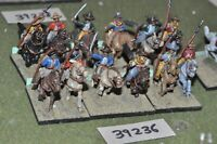 25mm ACW / mexican - irregulars 12 figures - cav (39236)