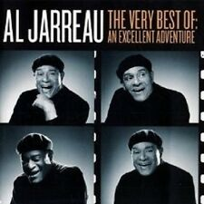 "AL JARREAU ""THE VERY BEST OF - AN EXCELLENT..."" CD NEW+"