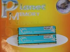 G.Skill 4GB (2X2GB) DDR2 PC2-8500 1066MHz LOW DENSITY F2-8500CL5D-4GBPK