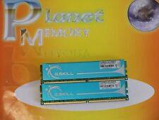 G.Skill 4GB (2X2GB) DDR2 PC2-8500 1066MHz NON ECC LOW DENSITY F2-8500CL5D-4GBPK