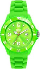 Child Silicone/Rubber Band Round Wristwatches