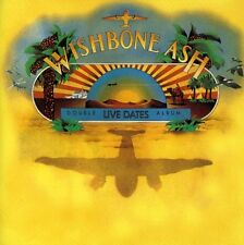 Wishbone Ash - Live Dates [New CD] Rmst, England - Import