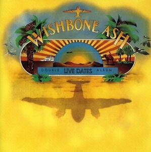 Wishbone Ash - Live Dates [New CD] Rmst, England - Import