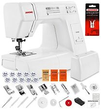 Janome HD3000 Heavy Duty Full Size Sewing Machine + 5 Piece Deluxe Bonus Kit