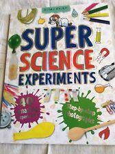 Super Science Experiments