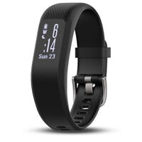 Garmin Vivosmart 3 Black S/M | 010-01755-10 | AUTHORIZED GARMIN DEALER!