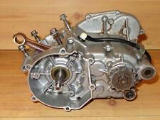 1995-97 Kawasaki KX100 KX 100 Crankcase Cases Crankshaft Transmission Bottom End