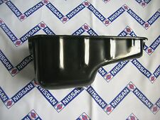 DATSUN 1200 Late A12 - A15 Oil Pan Genuine (For NISSAN B310 B120 C120 C22 Sunny)