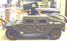 (2001) G.I. Joe Armored Humvee With Battery Controls HASBRO (Vintage) FUNRISE!!!