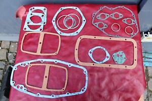 Dnepr MT10 MT10-36 Dnepr-11 MT11 Dnepr-16 MT16 MB650 gasket set19  pcs (EU)