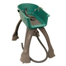 Booster Bath Elevated Dog Bath and Grooming Center Medium Teal