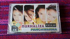 Siti Nurhaliza ~ Pancawarna ( Malaysia Press ) Cassette