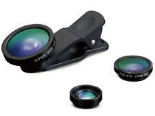 E-books N46 Ultra Wide Angle Attachment Phone Lens for iPhone Android Smartphone