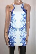 bluejuice Designer Blue White Jasmine Dress Size 8 BNWT #SO17