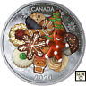 2020 'Holiday Cookies (Murano Glass)Proof $20 Silver Coin 1oz .9999 Fine(18862)