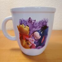 Disney Store Winnie the Pooh, Piglet, And Eeyore Mug Cup ~ Pre-owned EUC
