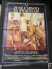 Jesus Christ Superstar Original Poster Spanish Edition