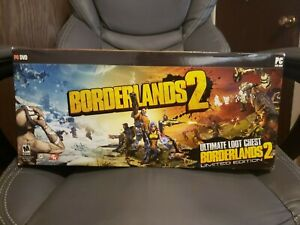 Borderlands 2 Ultimate Loot Chest Edition (PC) (Complete) (Like New)