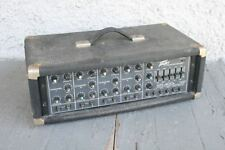 Vintage PEAVEY XR-400 Mixer Amp. 4 Channel 200H Power Module Reverb 1979 USA