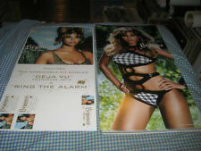 Beyonce-(b-day)-1 Poster Flat-2 Sided-12X24-Nmint-Rare