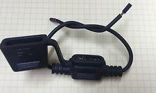In-line Automotive Fuse Holders x 20 - LITTELFUSE part # FHAC0001ZXJ Black Leads