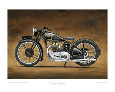 Rudge Ulster (1936) -  Limited Edition Collectors Print