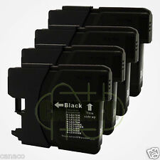 4Black LC61 Ink Cartridge for Brother MFC-490CW Printer