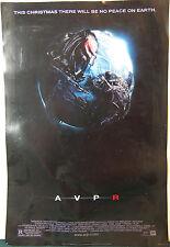 "AVP-R Sci-Fi Film 13.5 x 20""  Movie Poster Aliens Vs Predator Requiem 2007"