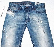 BRAND NEW DIESEL SAFADO 886P JEANS 28X32 0886P REGULAR SLIM FIT STRAIGHT LEG