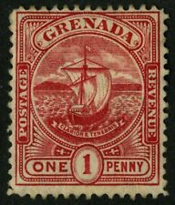 Grenada  1906-11  Scott # 69  MLH