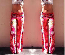 hippie chick sexy stylish loose fitting stretchy festival comfy lounge trousers