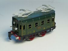 MARKLIN RS 880 CLOCKWORK E-LOCOMOTIVE Scale GAUGE O PRE-WAR Train Vintage Metal