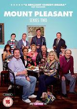 MOUNT PLEASANT COMPLETE SERIES 2 DVD Sally Lindsay Daniel Ryan UK New Sealed R2
