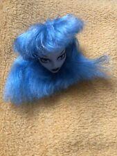 Monster High Puppe Ghoulia Yelps Ersatzteile Kopf Ooak Bastler Dawn of the dance