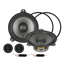 ESX Lautsprecher 160 Watt 2-Wege Boxen System VS-165C 165mm SET für BMW 3er E46