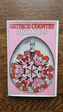 David Nobbs – Ostrich Country (1st/1st UK 1968 hb w dw) SIGNED Reginald Perrin
