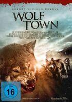 WOLF TOWN   DVD NEU  LEVI FIEHLER/ALICIA ZIEGLER/JOSH KELLY/+