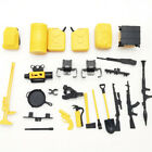 DIY Decorative Tools Parts Assembly Upgrade for WPL JJRC 4WD 6WD RC Model Car