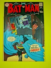 Batman #217 - Robin goes to college & the Batcave closes - 1969 - FN - DC Comics