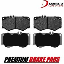 Front Premium Brake Pads Set For Mercedez-Benz G500 02-08 G55 03-10 G550 09-11