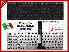 Tastiera Italiana Originale per Notebook ASUS K550J K550JF K550VX Senza Frame