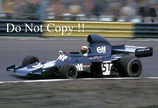 Jackie Stewart Tyrell 005 Dutch Grand Prix 1973 Photograph 1